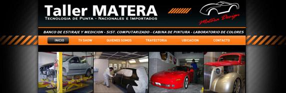 Taller Matera